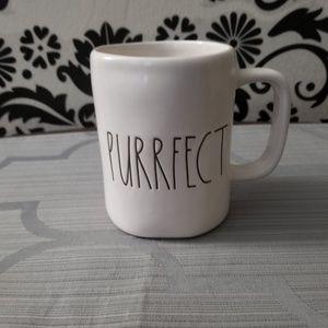 New Rae Dunn Purrfect mug